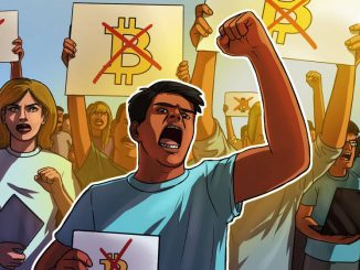 Opposition mounts despite crypto rollout